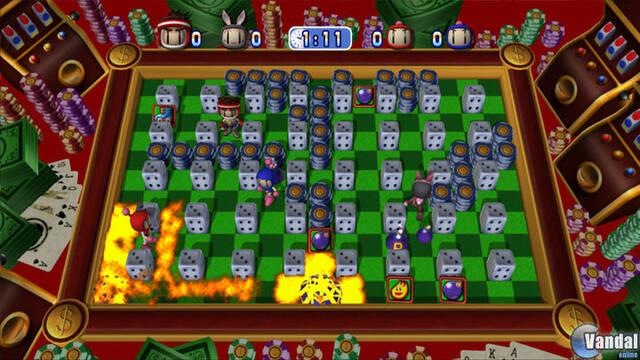 Un nuevo Bomberman llegará a PlayStation 3