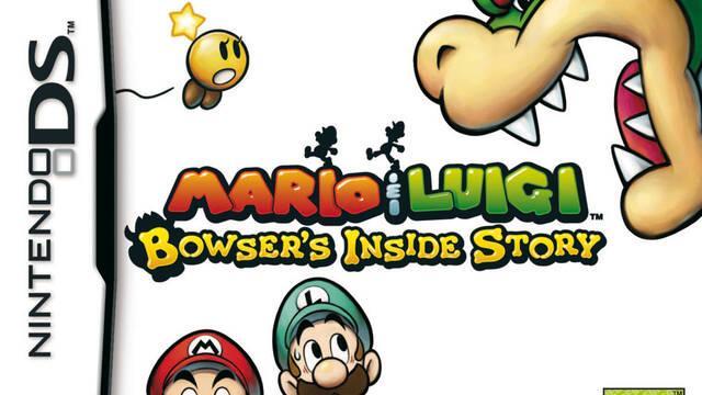 La saga Mario & Luigi seguirá vinculada a portátiles
