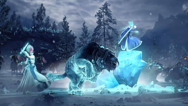 Total War: Warhammer 3 presenta el mundo de Kislev
