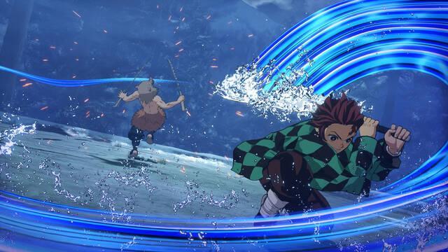 Demon Slayer: Kimetsu no Yaiba - Hinokami Keppuutan gameplay tráiler