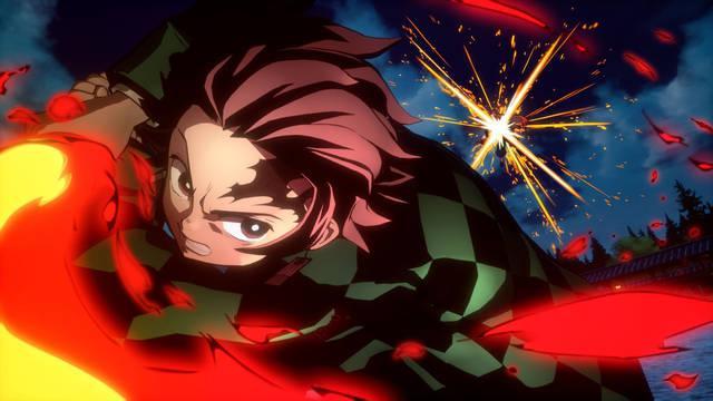 Demon Slayer: Kimetsu no Yaiba - Hinokami Keppuutan Tanjiro Kamado