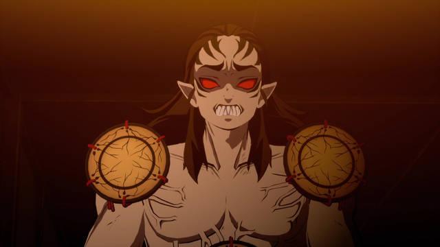 Guardianes de la Noche Demon Slayer nuevas imágenes
