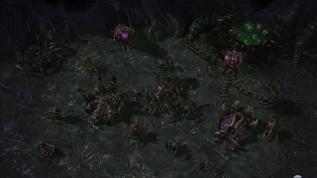 Primeras imágenes de Starcraft II: Heart of the Swarm