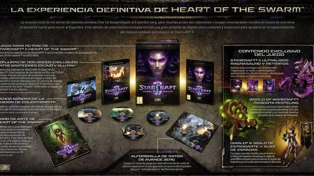 Blizzard pone fecha a StarCraft II: Heart of the Swarm
