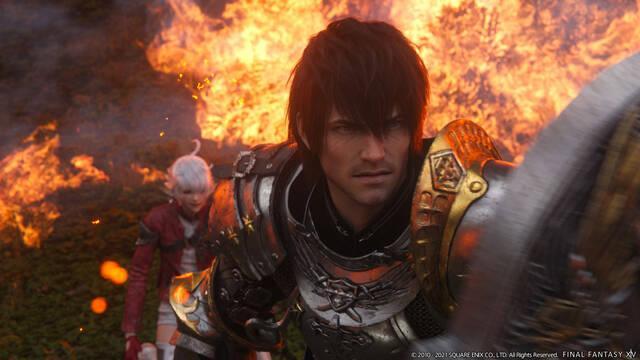 Final Fantasy 14 PS5 Endwalker