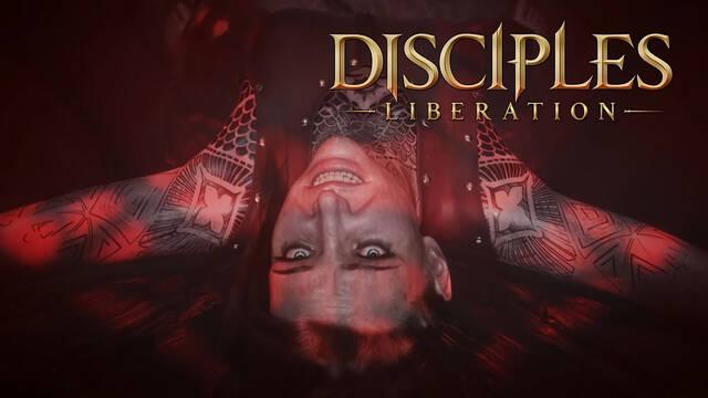 Disciples: Liberation anuncio para PC y consolas