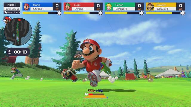 Ventas Reino Unido Mario Golf Cyberpunk Ratchet