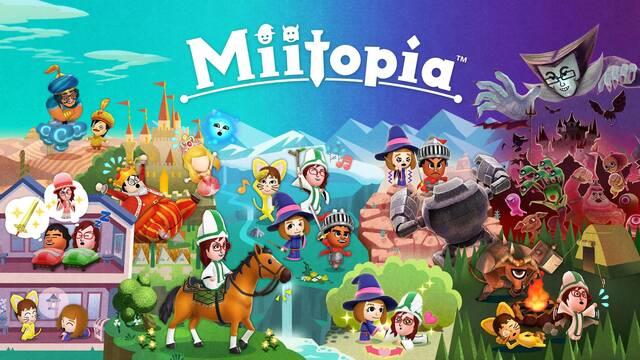 Miitopia llega a Switch