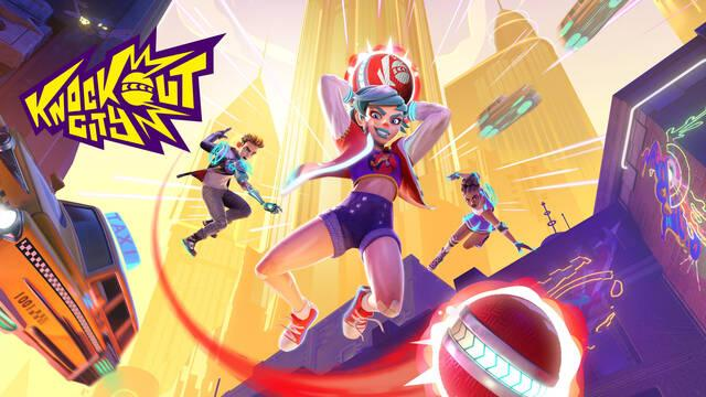 Knockout City Fiesta Privada jugar gratis PS4 Xbox One Switch PC