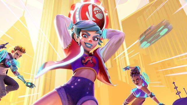 Knockout City gratis para EA Play y Xbox Game Pass