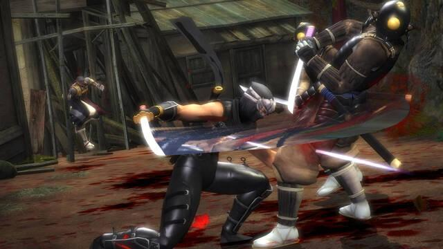 Ninja Gaiden Master Collection 4k 60 fps xbox