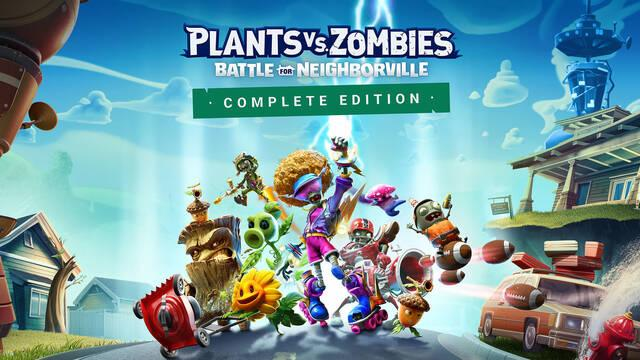 Plants vs. Zombies: Battle for Neighborville en Switch