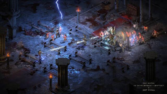Diablo 2 Resurrected partidas guardadas