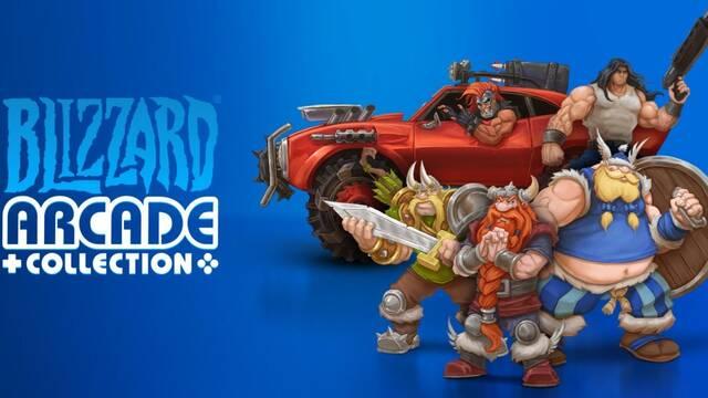 Blizzard Colección Arcade PC Nintendo Switch Xbox One PS4