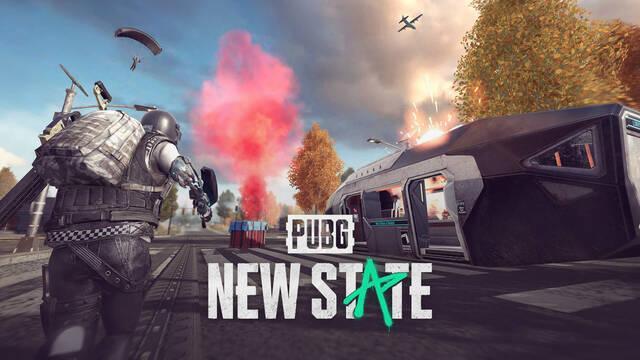 PUBG: New State tráiler gameplay fecha de lanzamiento descargar gratis