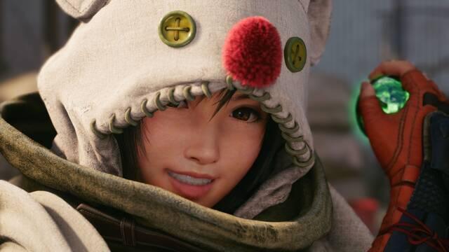 Final Fantasy 7 Remake Intergrade DLC Yuffie Episode Intermission