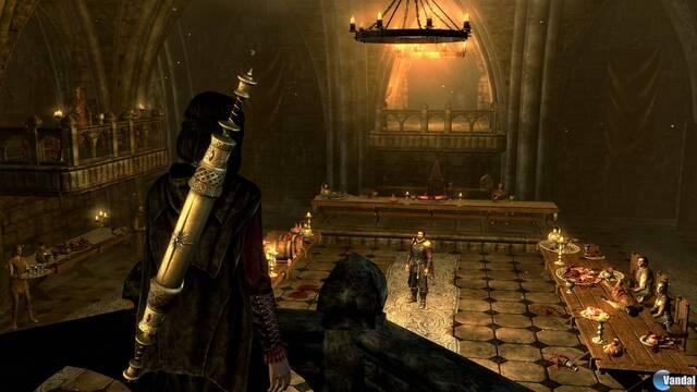 Nuevas imágenes de Dawnguard, la primera expansión de The Elder Scrolls V: Skyrim