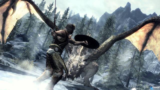 La supuesta 'Skyrim: Definitive Edition' fechada para el próximo noviembre en PS4 y Xbox One
