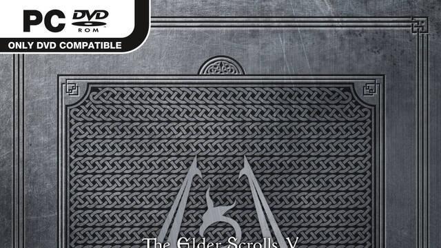 Recrean el tráiler de The Elder Scrolls V: Skyrim con texto ASCII