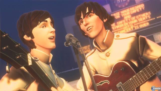 Los Beatles ya no estarán en Rock Band a partir del 5 de mayo