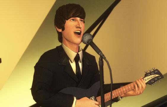 E3: Primeras imágenes y vídeo de The Beatles: Rock Band