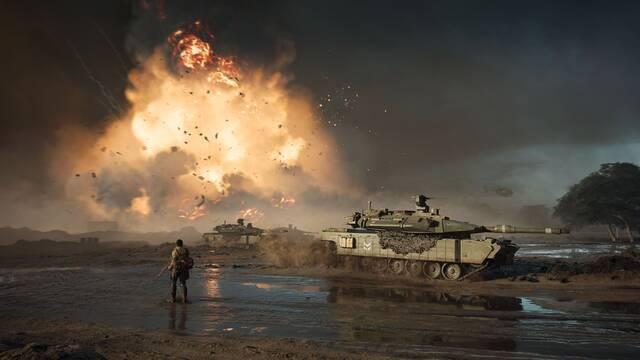 Requisitos mínimos y recomendados de la beta de Battlefield 2042