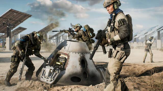 Así es el modo Hazard Zone de Battlefield 2042