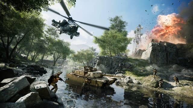 EA y DICE presentan Battlefield Portal, su creador de modos para Battlefield 2042