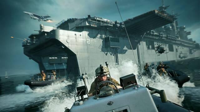 Battlefield 2042 problemas desarrollo