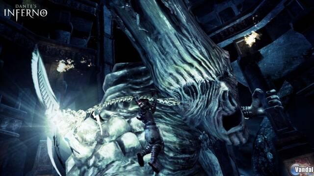 E3: Nuevas imágenes de Dante's Inferno