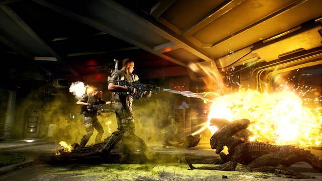 Aliens: Fireteam gameplay clases