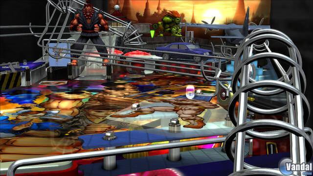 Anunciado Super Street Fighter II Turbo Pinball FX