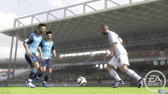 E3: Nuevas imágenes de FIFA 10