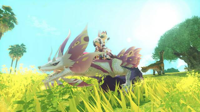 Monster Hunter Stories 2 demo Switch descargar