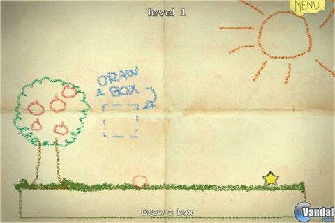 Nuevas imágenes y vídeo de Crayon Physics Deluxe