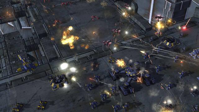 E3: Primera imagen de Supreme Commander 2