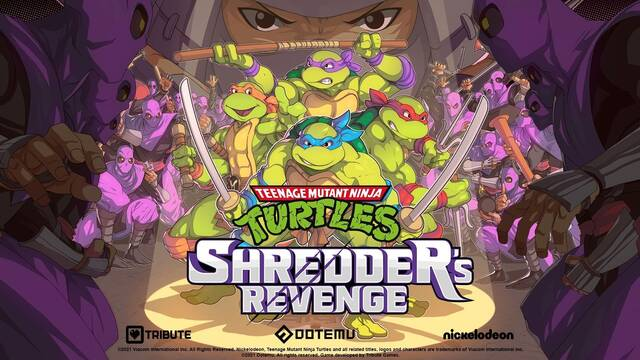 Teenage Mutant Ninja Turtles: Shredder's Revenge muestra su gameplay en un nuevo vídeo
