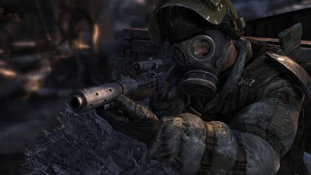 Nuevas imágenes de Metro 2033 para PC