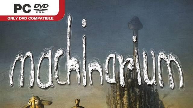 Machinarium tendrá distribución física en marzo
