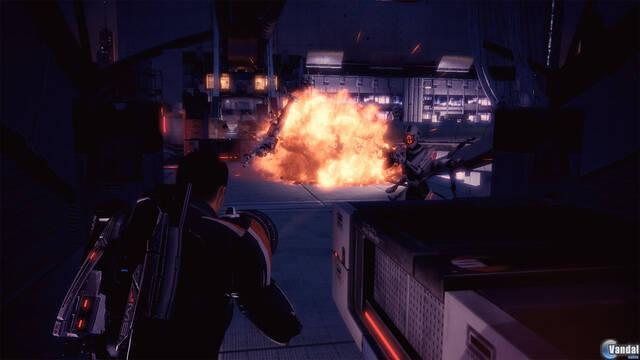 E3: Nuevas imágenes y vídeo de Mass Effect 2