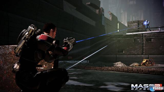 Nuevas armas para Mass Effect 2