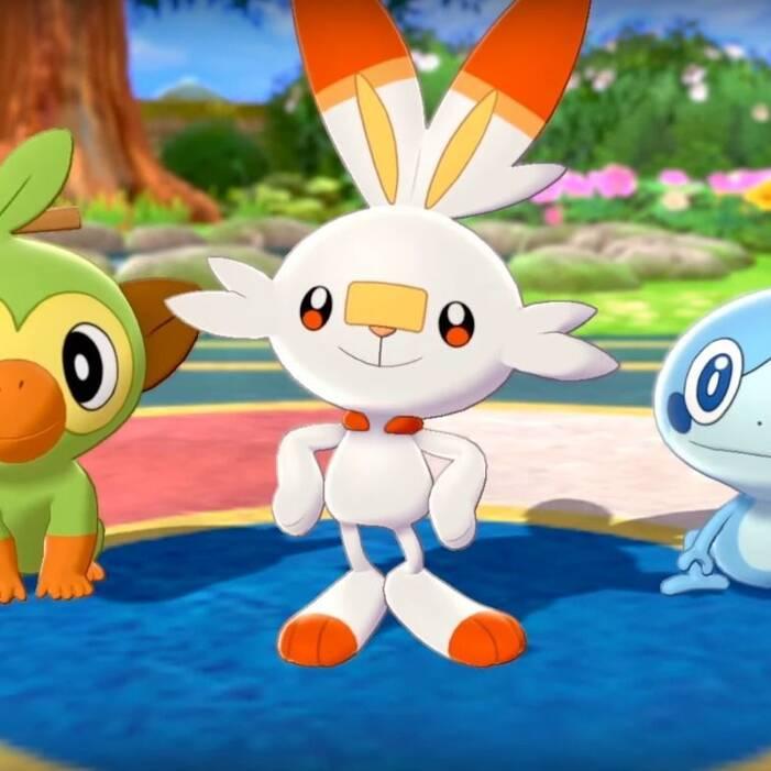 Pokémon Espada y Escudo sólo incluirá a los Pokémon de la Pokédex de Galar