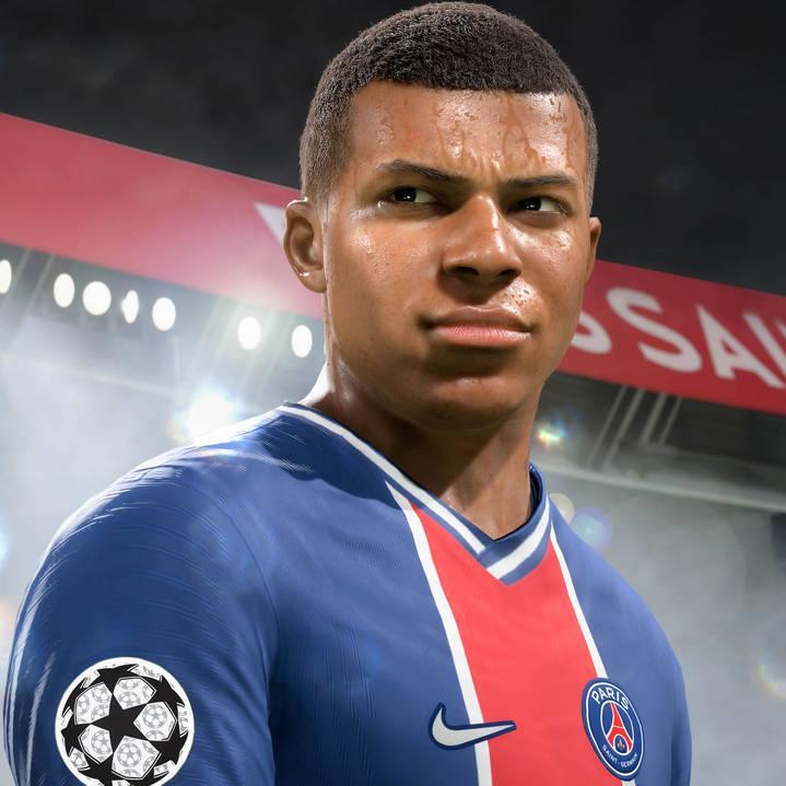 Kylian Mbappé se muestra en FIFA 21, versión para PS5 y Xbox Series X/S -  Vandal