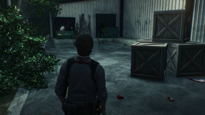 Recuerdo residual 1 - The Evil Within 2