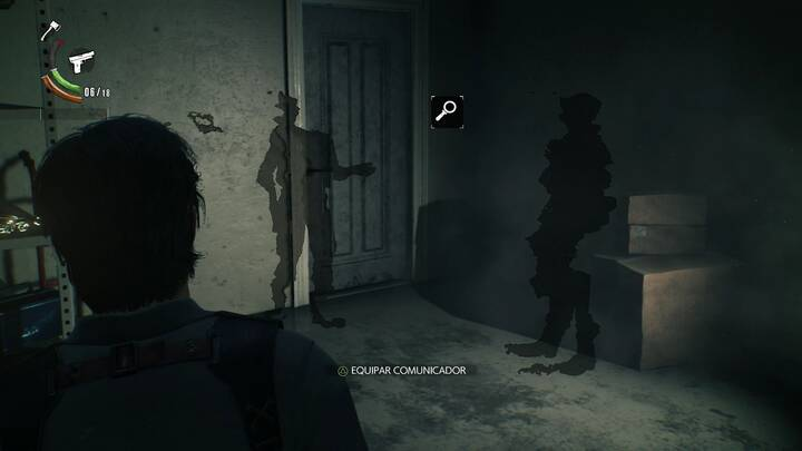 Recuerdo residual 2 - The Evil Within 2
