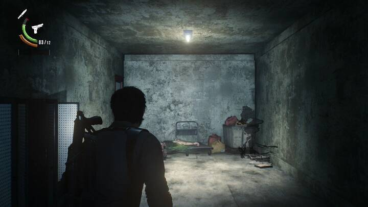 Recuerdo residual 7 - The Evil Within 2
