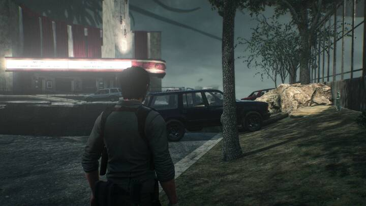 Llave de taquilla 19 The Evil Within 2