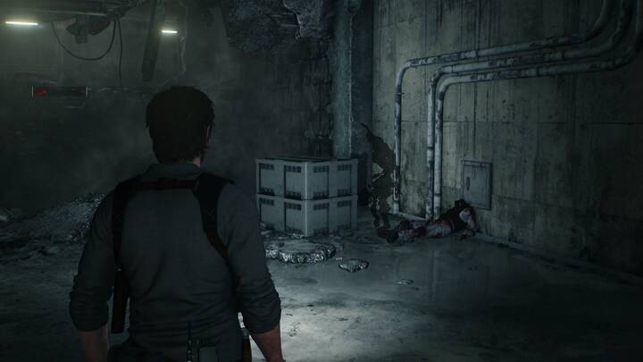 Recuerdo residual 8 - The Evil Within 2