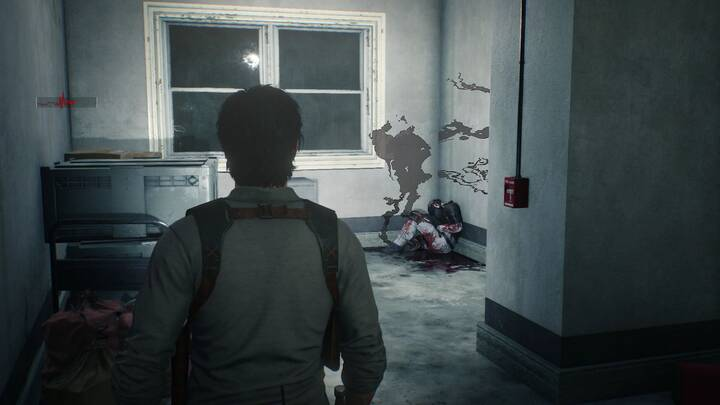 Recuerdo residual 10 - The Evil Within 2