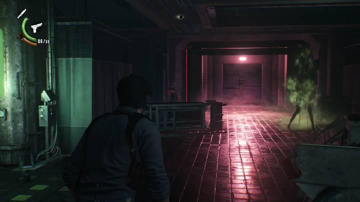 La Médula: laboratorios The Evil Within 2